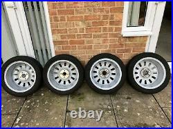 VW UP Classic alloy wheels with tyres, spacers, wheel nuts and locking nuts