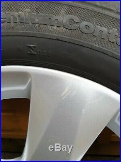 Vauxhall Corsa D Sxi 16 Alloy Wheel, Brand New Tyres & Locking Wheel Nuts