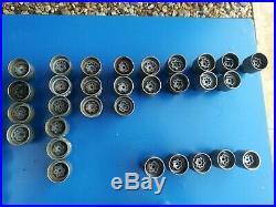 Vauxhall locking nut sockets wheels bolts security