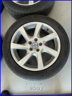 Volvo V70 Alloy Wheels Pandora Full Set with locking nuts and all wheel bolts