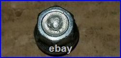 Vw Golf Mk5 Mk6 Alloys Locking Wheel Nut Key Bolt Set Stamp Letter Abc 4 04 12