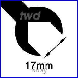 WHEEL LOCKING BOLTS BMW 3-SERIES (E36 E46 E90) ALLOY BLACK NUT LUG STUD Tb
