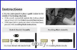 Werkzeug Universal Locking Wheel Nut Removal Set 31433