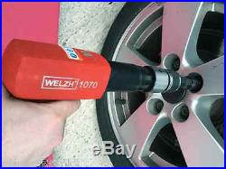 Werkzueg Master Locking Wheel Nut Removal & Dismantling Set, 16 Pcs Pro 4063