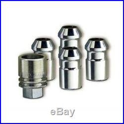 Wheel Lock-and Nut Package Chrome M14 x 1.5 GM OEM 17801711
