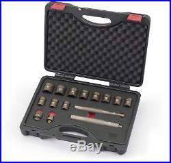 Wheel Locking Nut Removal Kit Wheel Locking Nut Remover Tool NEW DESIGN 6792