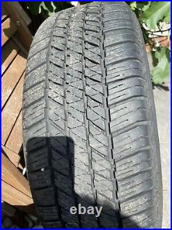 Wheels, Tyres With Locking Nuts Toyota hilux Invincible x 2021